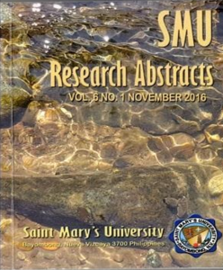Research Abstract 2016