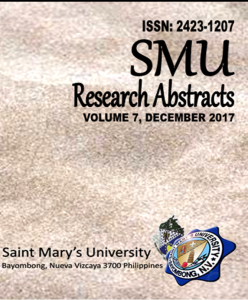Research Abstract 2017